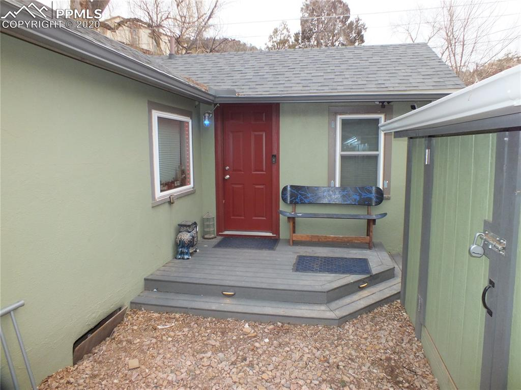Photo for 8 Narrows Road, Manitou Springs, CO 80829 (MLS # 4106969)