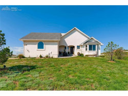 Photo of 12280 N Conestoga Trail, Elbert, CO 80106 (MLS # 4126279)