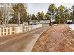 Photo of 264 Piney Point Lane, Woodland Park, CO 80863 (MLS # 4253850)