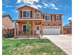 Photo of 9284 Sand Myrtle Drive, Colorado Springs, CO 80925 (MLS # 4268999)
