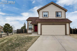 Photo of 5263 Prairie Grass Lane, Colorado Springs, CO 80922 (MLS # 4282812)