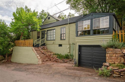 Photo of 107 South Path, Manitou Springs, CO 80829 (MLS # 4284168)