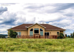 Photo of 119 Pennsylvania Avenue, Woodland Park, CO 80863 (MLS # 4286207)