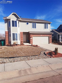 Photo of 8063 Gladwater Road, Peyton, CO 80831 (MLS # 4324800)