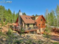 Photo of 1305 Windflower Lane, Woodland Park, CO 80863 (MLS # 4340796)