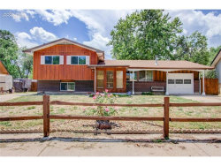 Photo of 665 Fay Drive, Colorado Springs, CO 80911 (MLS # 4400362)