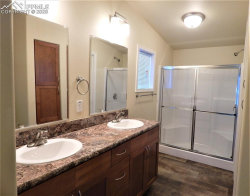 Tiny photo for 5745 Bar 10 Road, Colorado Springs, CO 80928 (MLS # 4406070)