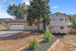 Photo of 5015 Sapphire Drive, Colorado Springs, CO 80918 (MLS # 4458817)