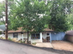 Photo of 18 Ute Trail, Manitou Springs, CO 80863 (MLS # 4508750)