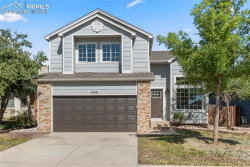 Photo of 4450 Archwood Drive, Colorado Springs, CO 80920 (MLS # 4573068)