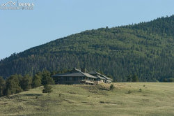 Photo of 5681 County 59 Road, Florissant, CO 80820 (MLS # 4594672)
