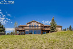 Photo of 1588 Spring Valley Drive, Divide, CO 80814 (MLS # 4640852)