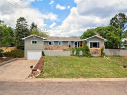 Photo of 168 Clarksley Road, Manitou Springs, CO 80829 (MLS # 4659528)
