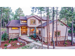 Photo of 17766 Sawmill Road, Colorado Springs, CO 80908 (MLS # 4677553)