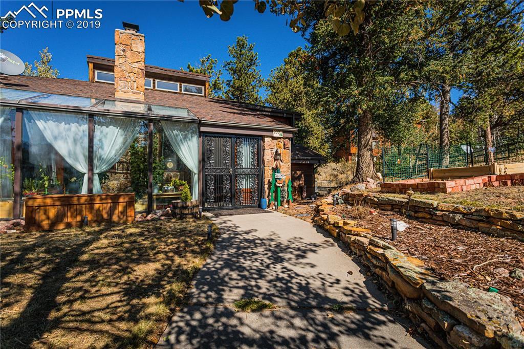 Photo for 200 Morning Sun Drive, Woodland Park, CO 80863 (MLS # 4779693)