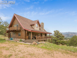 Photo of 131 Eagleview Circle, Florissant, CO 80816 (MLS # 4877867)