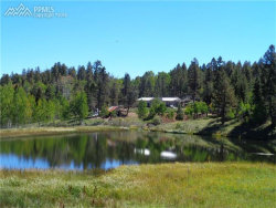 Photo of 182 Hidden Valley Drive, Lake George, CO 80816 (MLS # 4882188)