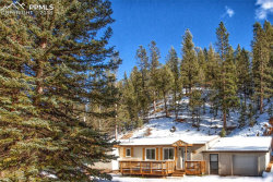 Photo of 4020 Trout Creek Road, Woodland Park, CO 80863 (MLS # 4885206)