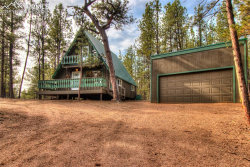Photo of 94 Pickens Road, Florissant, CO 80816 (MLS # 4894772)