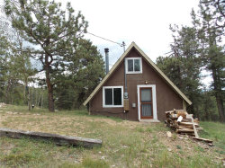 Photo of 1551 Blossom Road, Woodland Park, CO 80863 (MLS # 4918696)