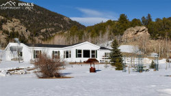Photo of 69 Turquoise Way, Lake George, CO 80827 (MLS # 4929447)