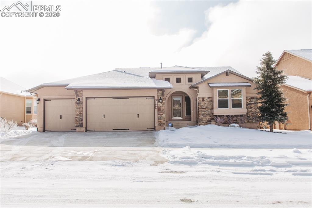 Photo for 5935 Harney Drive, Colorado Springs, CO 80924 (MLS # 4938690)
