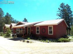 Photo of 3875 Pathfinder Road, Florissant, CO 80816 (MLS # 4977433)