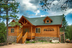 Photo of 635 Pinecrest Road, Woodland Park, CO 80863 (MLS # 5000497)