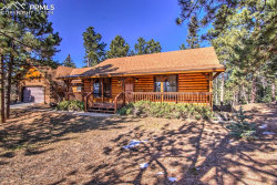 Photo of 2008 Crest Court, Woodland Park, CO 80863 (MLS # 5043995)