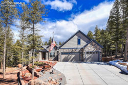 Photo of 145 Cirrus Court, Woodland Park, CO 80863 (MLS # 5089258)