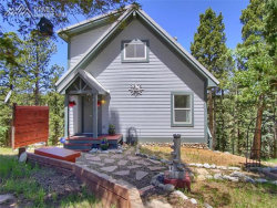 Photo of 1076 Cottonwood Lake Drive, Divide, CO 80814 (MLS # 5152217)