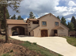 Photo of 980 Char Lane, Woodland Park, CO 80863 (MLS # 5158624)