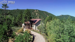 Photo of 2600 Vista Glen Court, Woodland Park, CO 80863 (MLS # 5316749)