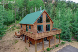 Photo of 6120 Aspen Way, Manitou Springs, CO 80829 (MLS # 5317562)