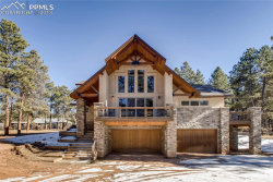 Photo of 27638 Triple B Road, Woodland Park, CO 80863 (MLS # 5380366)