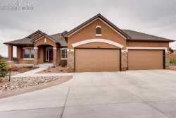 Photo of 359 Coyote Willow Drive, Colorado Springs, CO 80921 (MLS # 5394242)