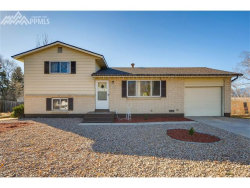 Photo of 1338 Mears Drive, Colorado Springs, CO 80915 (MLS # 5449719)