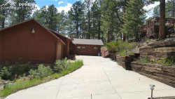 Photo of 400 W Lovell Gulch Road, Woodland Park, CO 80863 (MLS # 5461809)