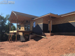 Photo of 111 Crystal Valley Road, Manitou Springs, CO 80829 (MLS # 5466974)
