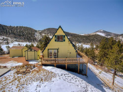 Photo of 1078 Copper Mountain Drive, Cripple Creek, CO 80813 (MLS # 5482682)