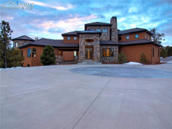 Photo of 14350 Millhaven Place, Colorado Springs, CO 80908 (MLS # 5495835)