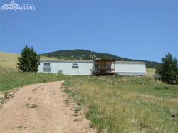 Photo of 47 Monarch Drive, Cripple Creek, CO 80813 (MLS # 5514387)
