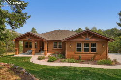 Photo of 1073 Greenland Forest Drive, Monument, CO 80132 (MLS # 5520270)