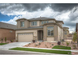 Photo of 9129 Sunstone Drive, Colorado Springs, CO 80924 (MLS # 5524207)