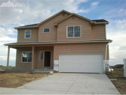 Photo of 10297 Boulder Ridge Drive, Peyton, CO 80831 (MLS # 5528245)