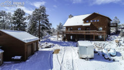 Photo of 1028 County 111 Road, Florissant, CO 80816 (MLS # 5556008)