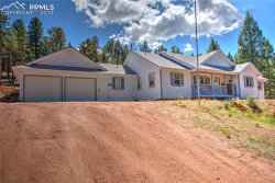 Photo of 16 Spruce Circle, Woodland Park, CO 80863 (MLS # 5571393)