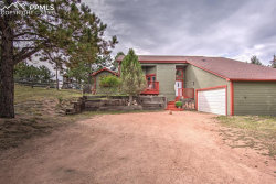 Photo of 2691 Sunnywood Avenue, Woodland Park, CO 80863 (MLS # 5593449)