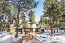 Photo of 600 Sunnywood Lane, Woodland Park, CO 80863 (MLS # 5637592)