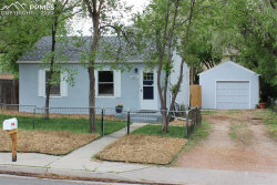 Photo of 2611 E Monument Street, Colorado Springs, CO 80909 (MLS # 5651606)